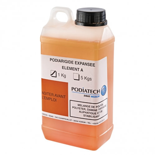 PODIARIGIDE EXPANSEE (PU) ELEMENT A (P05APE)