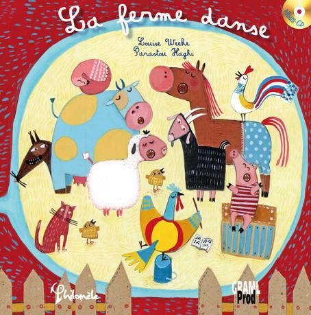 La Ferme danse - Louise Weeke & Parastou Haghi