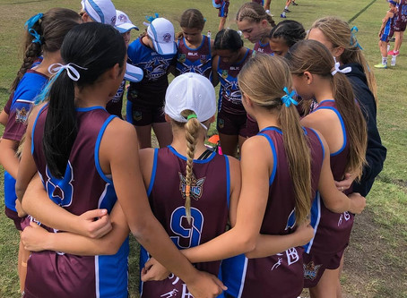 Junior Sharks Ready for NYC 2020