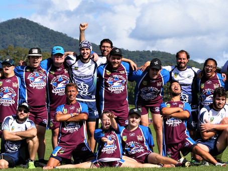 Sharks All Abilities Trial and EOI - NTL 2021