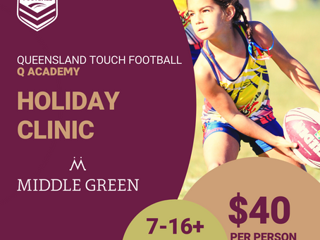 Q Academy Holiday Clinics - April 2021