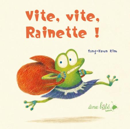Vite, vite, Rainette ! - Sang-Keun Kim