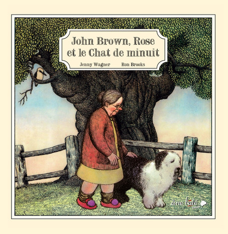 John Brown, Rose et le Chat de minuit - Jenny Wagner & Ron Brooks