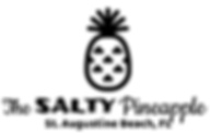 Salty Pineapple Vacation Logo