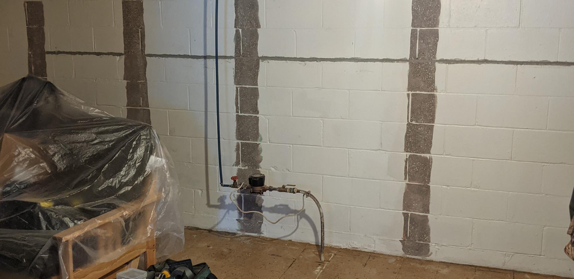 Invisibeam Installation