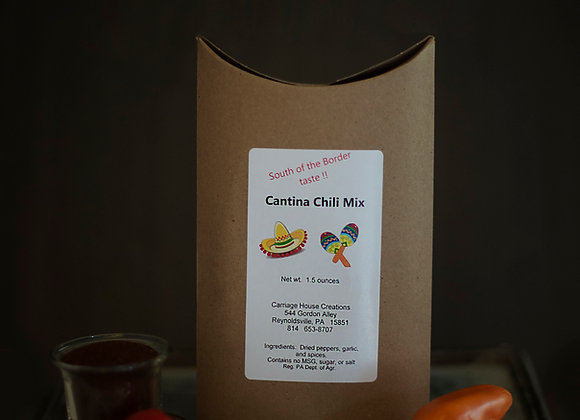 Cantana Chili Mix
