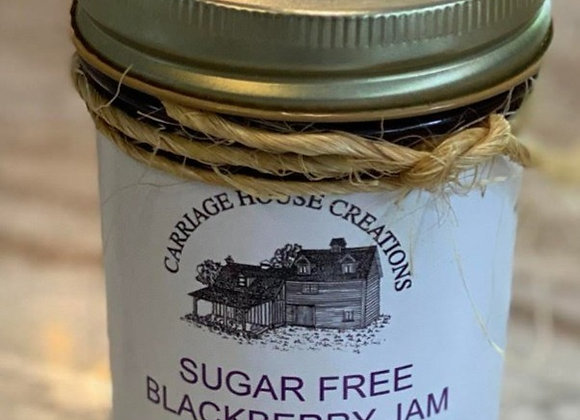 Sugar Free Blackberry Jam with Grand