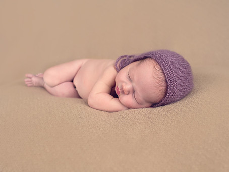Benytt muligheten ved en nyfødtfotografering