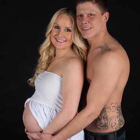 Gravid/nyfødt og familiebilder