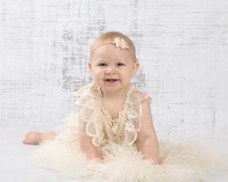 Fotografering av baby