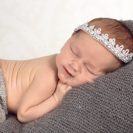 Nyfødtfotografering og foreldrebilder.