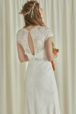 Kleid Despina Pearl_back
