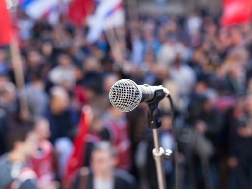 Political views likely to change in college