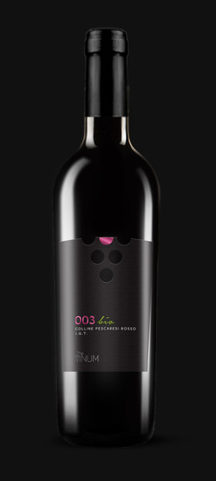 003 | Colline Pescaresi Rosso IGT | The Vinum