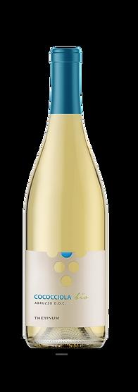 Cococciola Abruzzo DOC Th Vinum bio