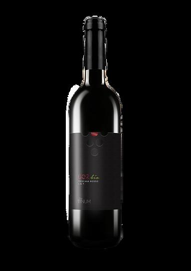 Toscana Rosso IGT The Vinum