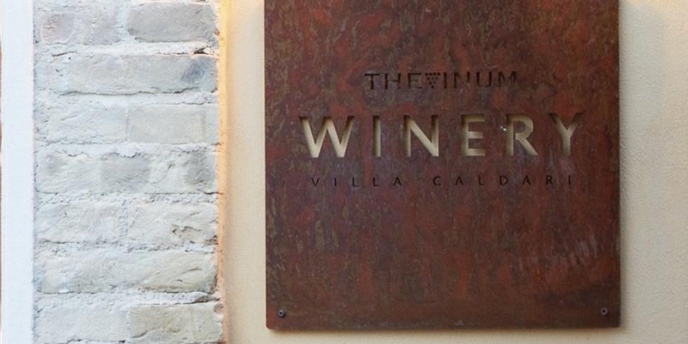 THE VINUM TROPHY FOR WINE COMUNICATION