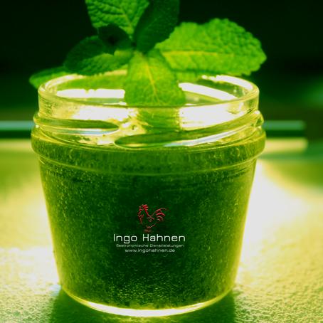 Rezeptideen mit der Süßen Pesto    von Ingo Hahnen-FoodProdukte.
