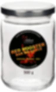 500 g Glas Red Rooster_BAR BQ Sauce Kopi