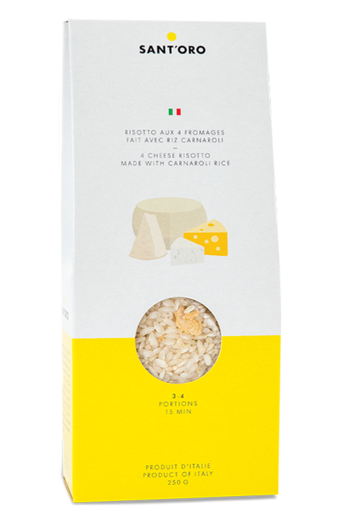 4 Cheese Risotto
