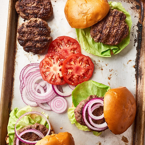 The Bbq Burger Kit
