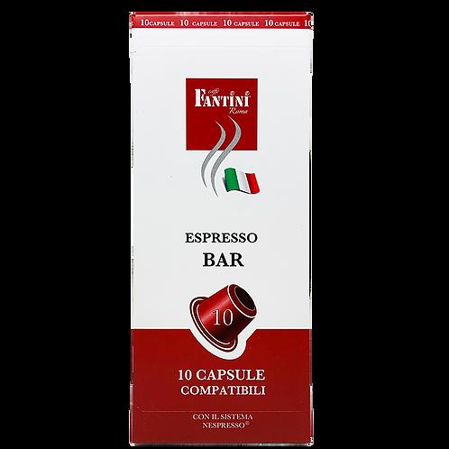 Fantini Pods (Espresso Bar)