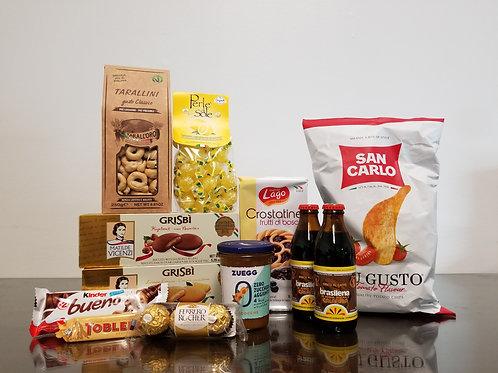 Italian Snack Box