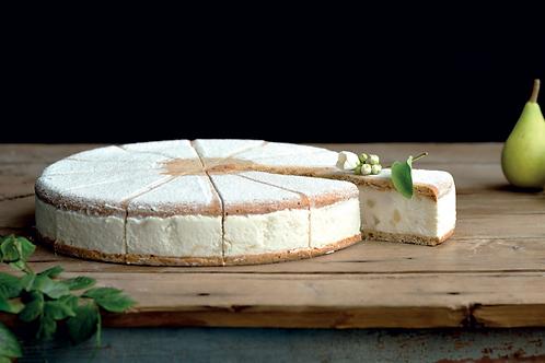 Torta Ricotta & Pear