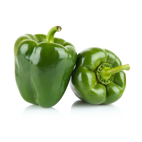 Green Pepper - 1lbs