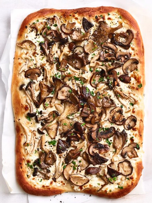 Pizza Al Taglio Mushroom (frozen)