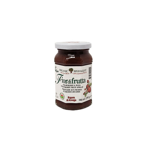 Rigoni Fior di Frutta Organic Strawberry Spread
