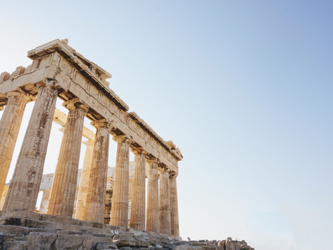 Historic itinerary for one day in Athens