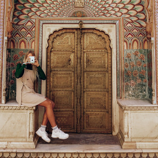 My favourite photo locations in Jaipur