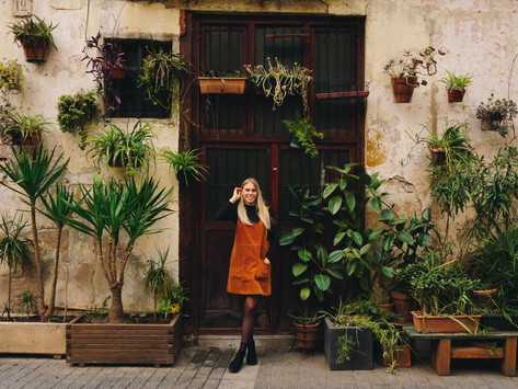 The 12 most instagrammable spots in Barcelona - with location!