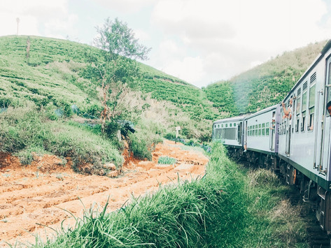 How to travel with Sri Lanka's most scenic train ride & where to hop off