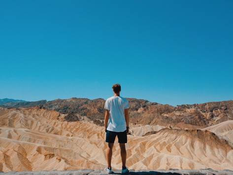 3 places to stop when driving through incredible Death Valley