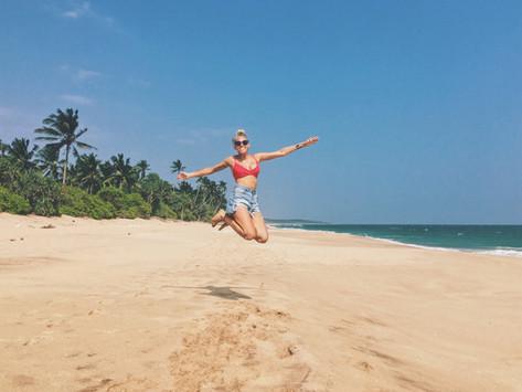 The most amazing beaches of Sri Lanka