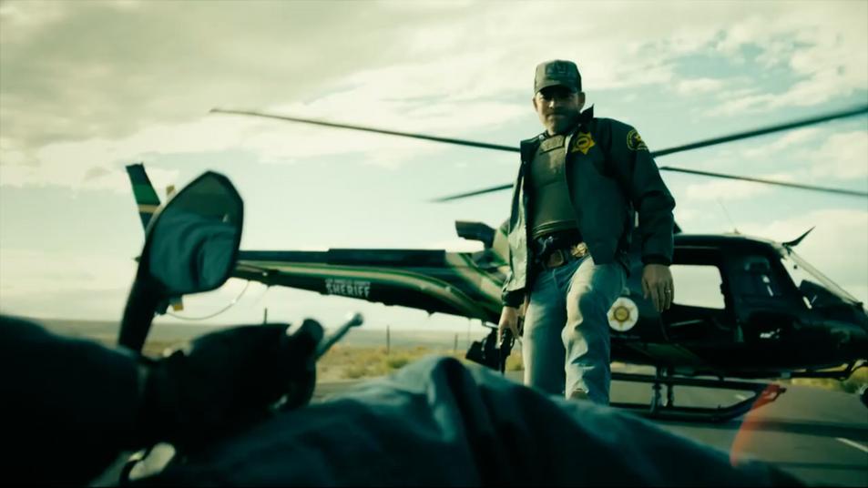 DEPUTY Trailer
