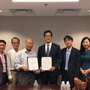 MOU with Korean American Inventors Assn.