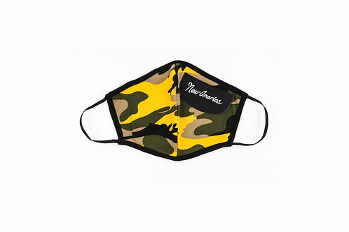 Men's Mask Exotic Camo