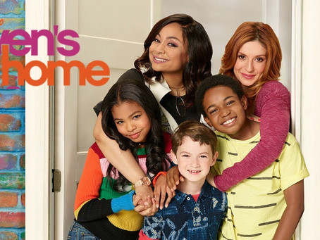 "Raven Symone is ""Momma Grown"""