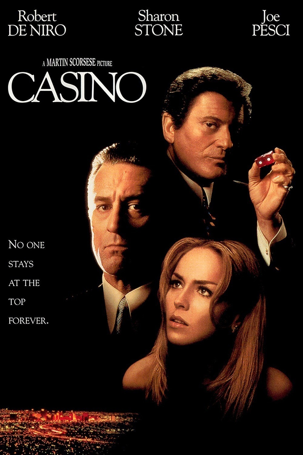 Casino (Scorsese) Movie Poster