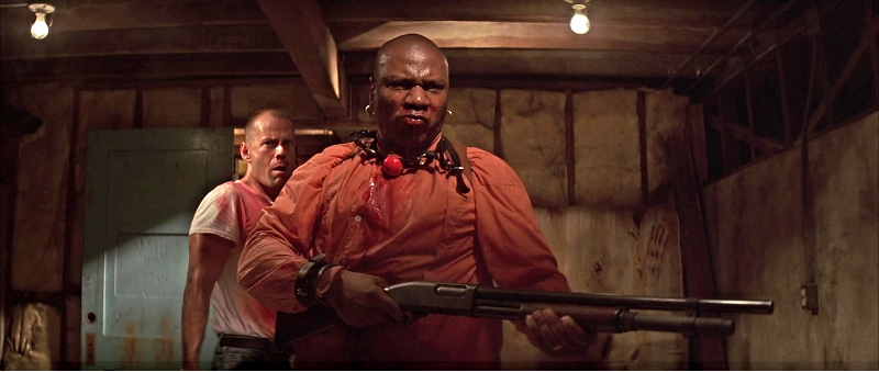 Pulp Fiction: Butch and Marsellus