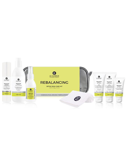 REBALANCING VITAMIN A COMBINATION SKIN DETOX REBALANCING KIT