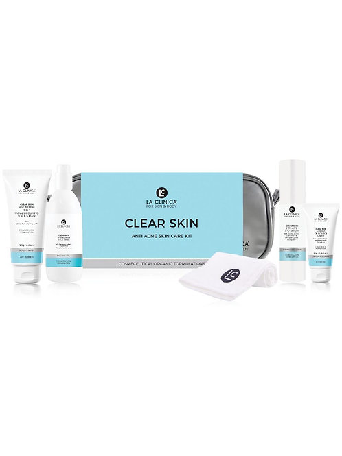 CLEAR SKIN ANTI BLEMISH SKIN CARE KIT