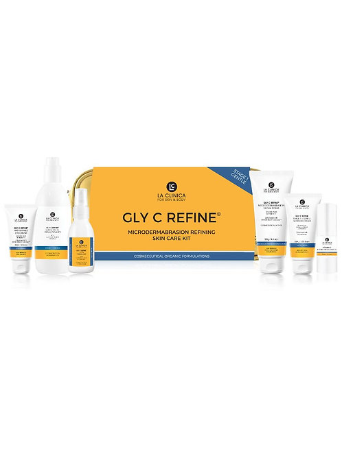 GLY C REFINE MICRODERMABRASION KIT - GENTLE