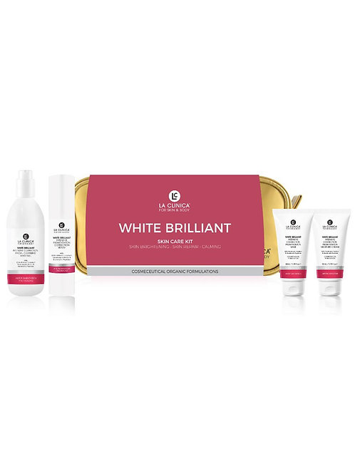 WHITE BRILLIANT PIGMENTATION CORRECTION WHITE BRILLIANT SKIN CARE KIT