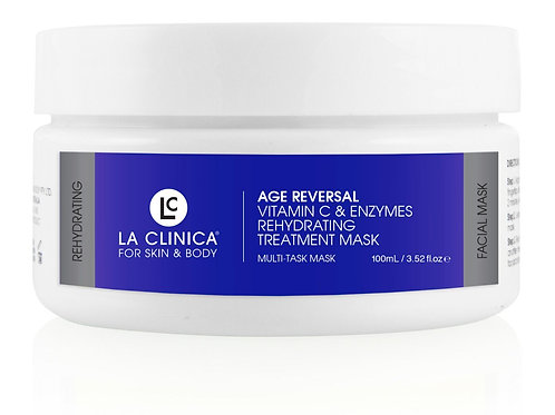 AGE REVERSAL VITAMIN C & ENZYMES REHYDRATING TREATMENT MASK 100ML