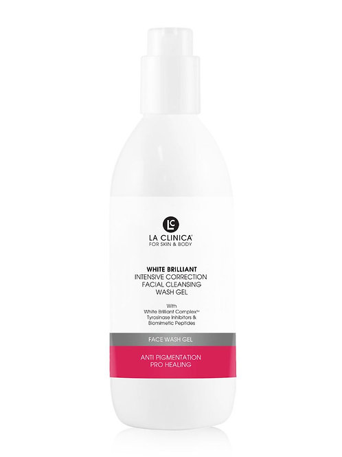 WHITE BRILLIANT INTENSIVE CORRECTION FACIAL CLEANSING WASH GEL 250ML