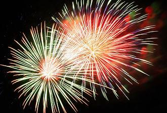 Stowe Fireworks | Stowe Meadows